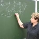 Практикум по алгебре. Уроки по системе В.Ф. Шаталова. Диск 1