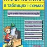 Москаленко В. В. Інформатика в таблицях та схемах для учнів початкових класів